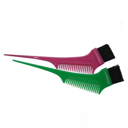 hair salon equipment hair dyeing tinting brush