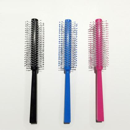 rotating round hair brush