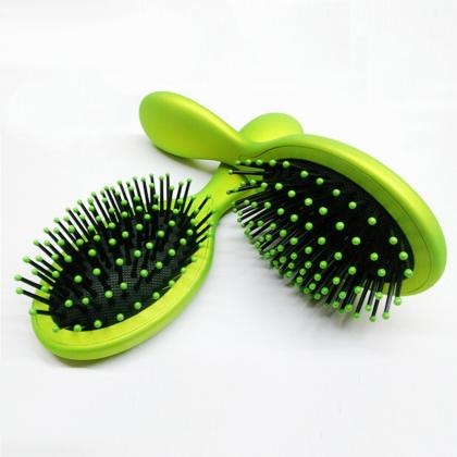 mini kids baby hair brush