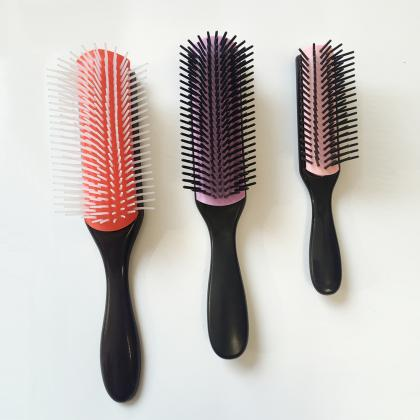 big and medium and small professional hairdressing comb styling barber mens hair brush