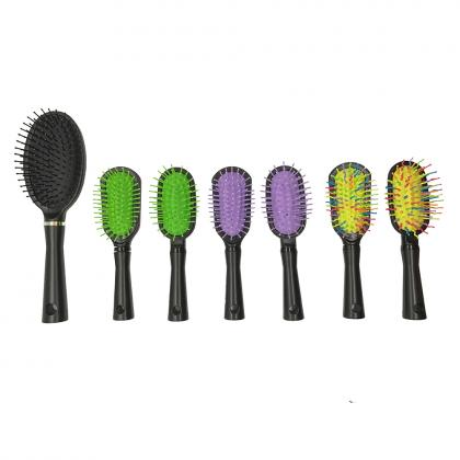 mini hair brush set