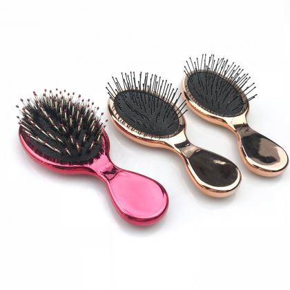 kids baby mini hair brush