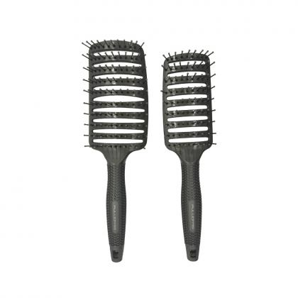 hair salon equipment professional vent curve hair brush